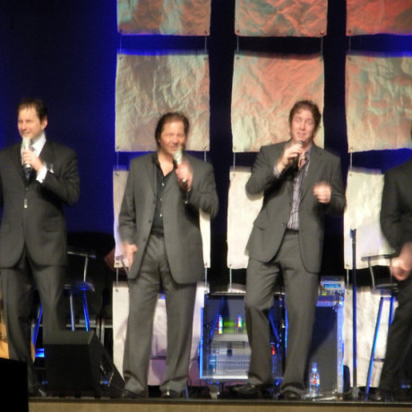 Singing with The Booth Brothers