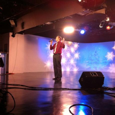 Singing for VTN Programming