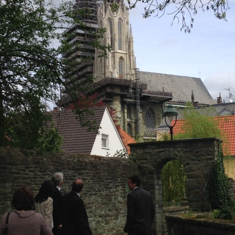 Walking in Soest Gemany