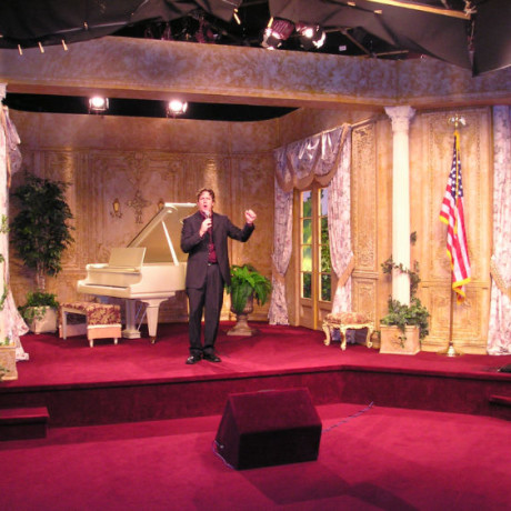 Singing for TBN
