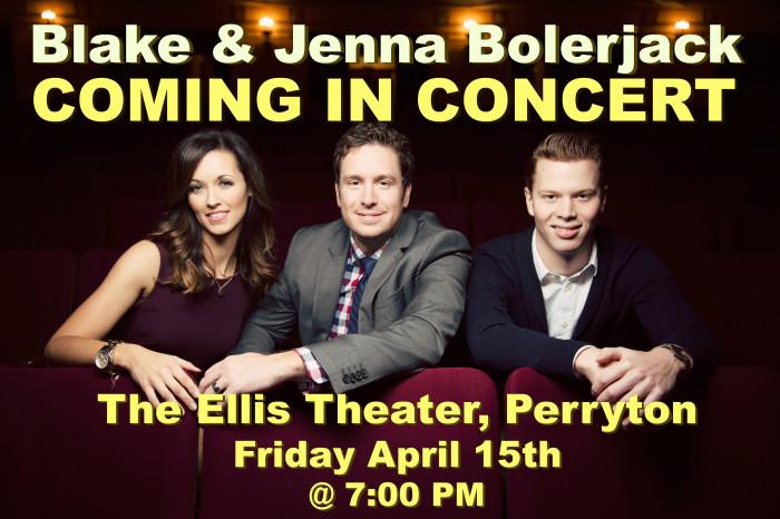 Ellis Theater April 15