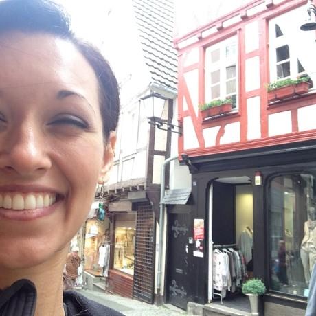 Jenna in Germany