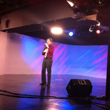 Singing for VTN Programming